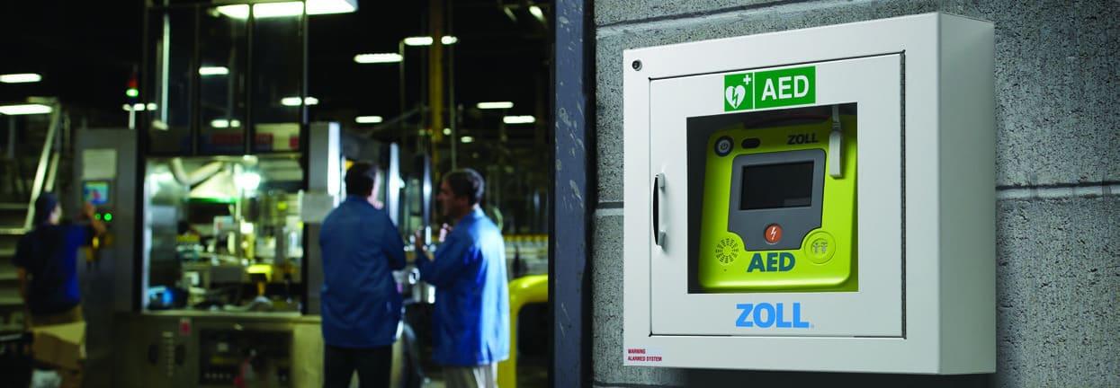Zoll AED 3 Wandkasten